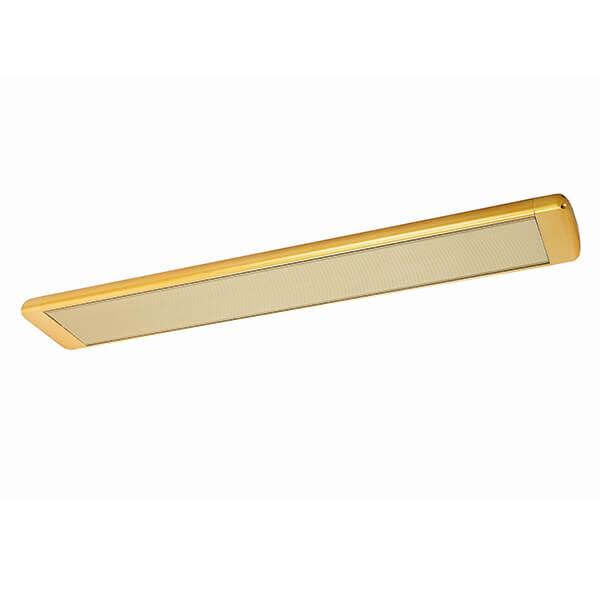 Инфракрасный обогреватель Алмак ИК-16 30 м², золотистый