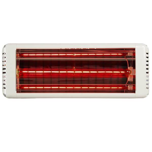 Инфракрасный электрообогреватель Алмак ИК-7А 2000 Вт, белый