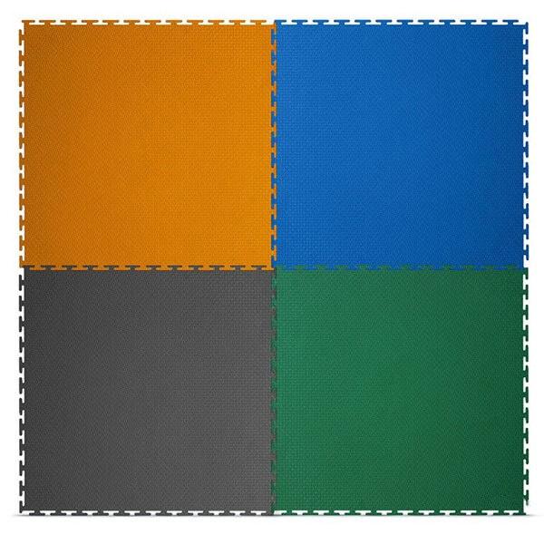Модульное напольное ПВХ-покрытие Sensor Sigma 7x500x500 мм