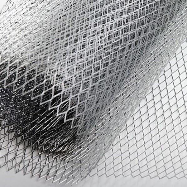Сетка ЦПВС оцинкованная 20x20 мм, 1-1,2 мм квадрат
