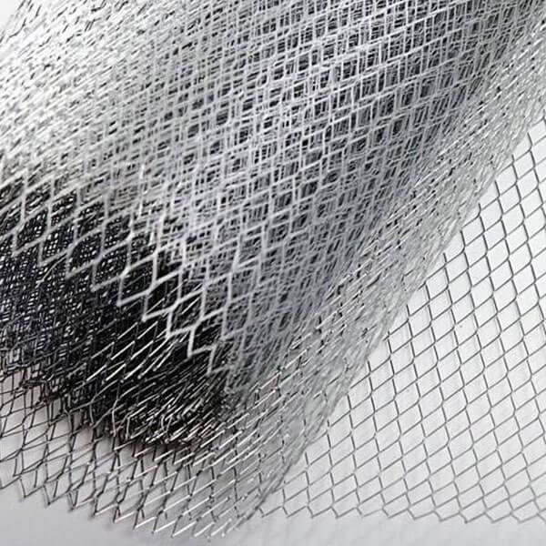 Сетка ЦПВС оцинкованная 20x20 мм, 1-1,2 мм