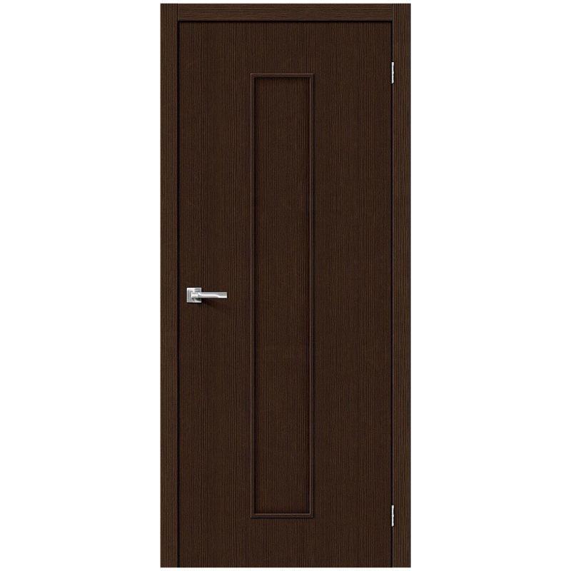 Межкомнатная дверь Тренд-13, 3D Wenge