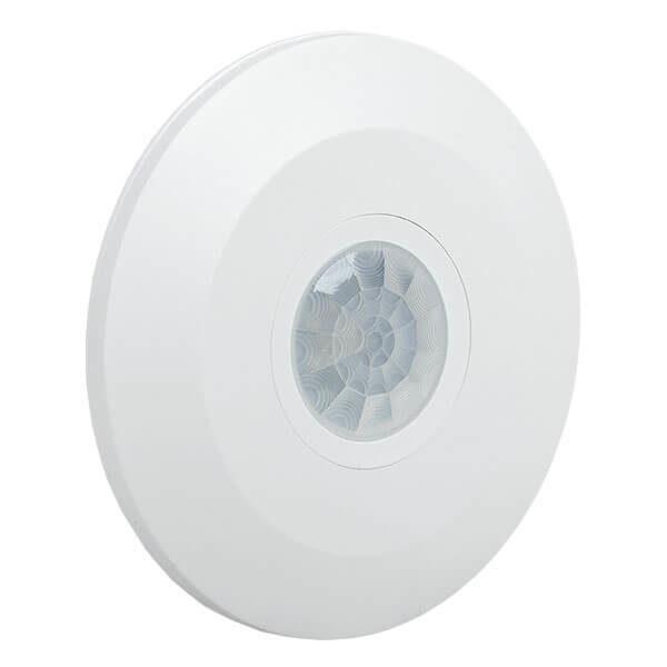 Датчик движения IEK ДД-026 2000Вт 360° потолочный IP33 белый