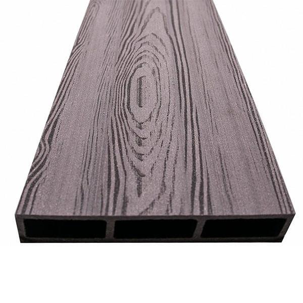 Доска из ДПК Holzhof для грядок, клумб 150х25х2950 мм, коричневый