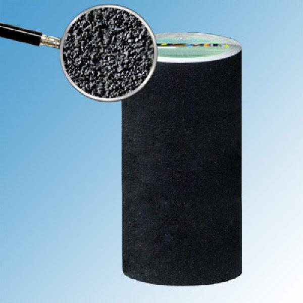 Противоскользящая абразивная черная лента Antislip Systems 60 grit, 18.3 м 300 мм