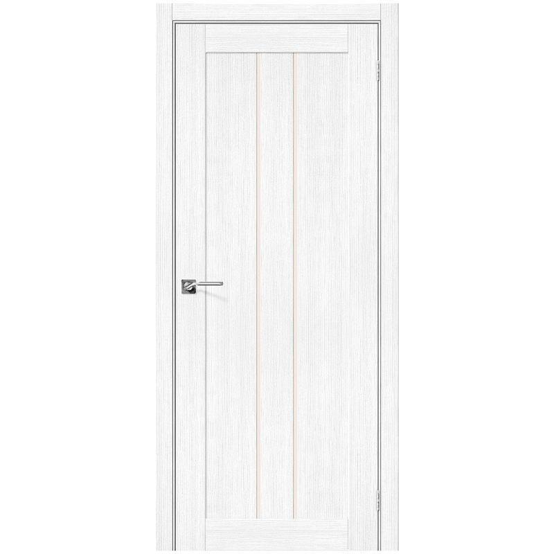 Межкомнатная дверь Порта-24, Snow Veralinga, Magic Fog