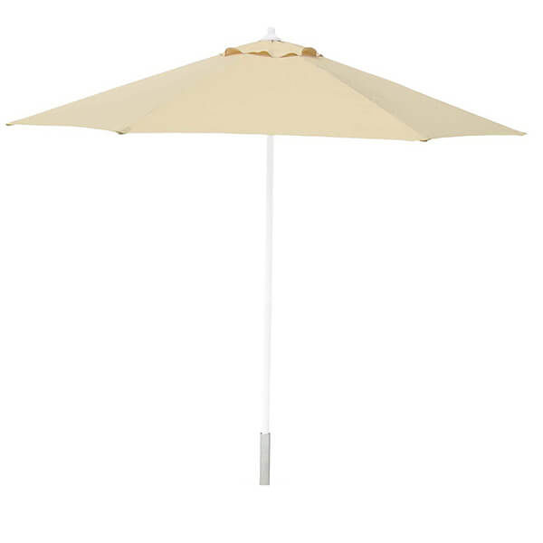 Зонт с центральной стойкой Верона, бежевый, 2,7 м