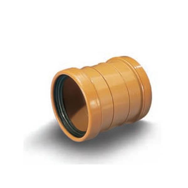 Муфта для труб наружной канализации 110 мм