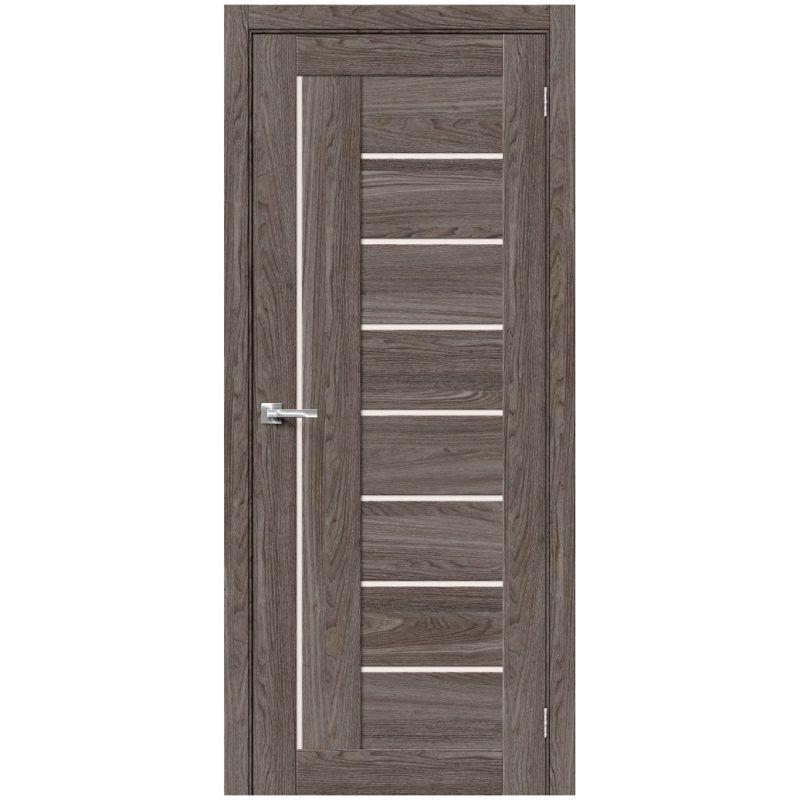 Межкомнатная дверь Браво-29, Ash Wood, Magic Fog