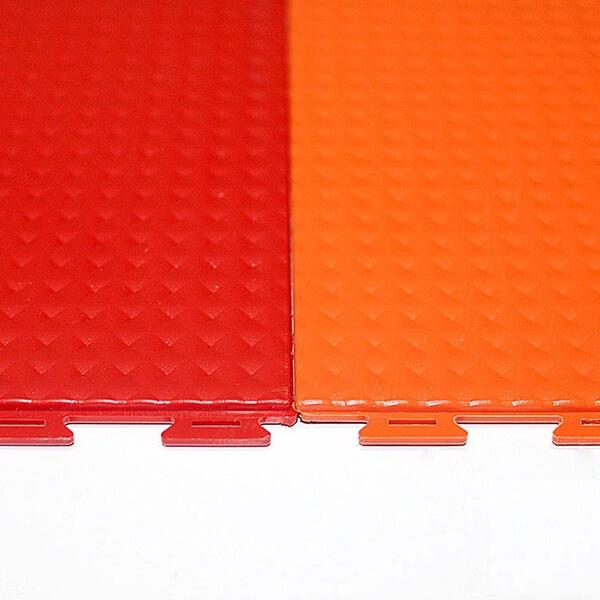 Модульное напольное ПВХ-покрытие Veropol Prof 7,5x500x500 мм