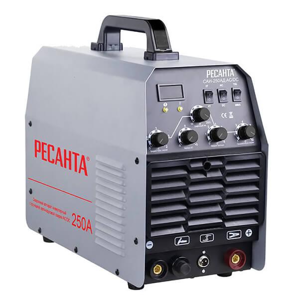 Инвертор Ресанта САИ-250 АД AC/DC (220 В)
