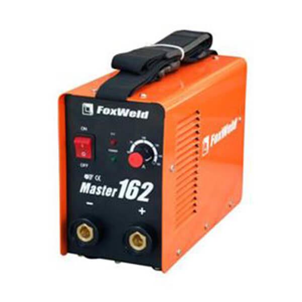 Инвертор MMA Foxweld Master 162 (220 В) комплект, б/кейс