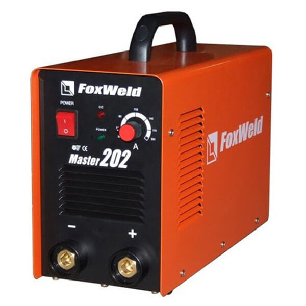 Инвертор MMA Foxweld Master 202 (220 В) комплект