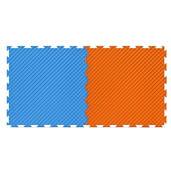 Модульное напольное ПВХ-покрытие Factor 8x375x375 мм