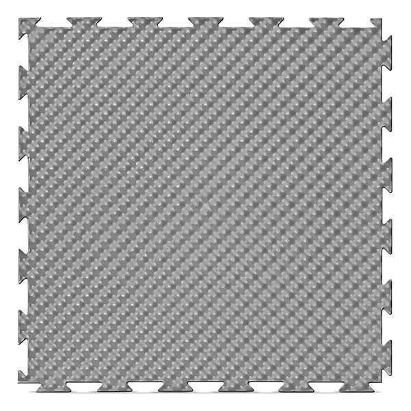 Модульное напольное ПВХ-покрытие Factor 10x375x375 мм