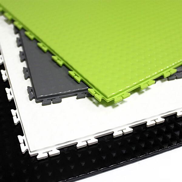 Модульное напольное ПВХ-покрытие Veropol Com 6x408x408 мм