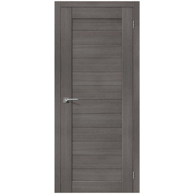 Межкомнатная дверь Порта-21, Grey Veralinga