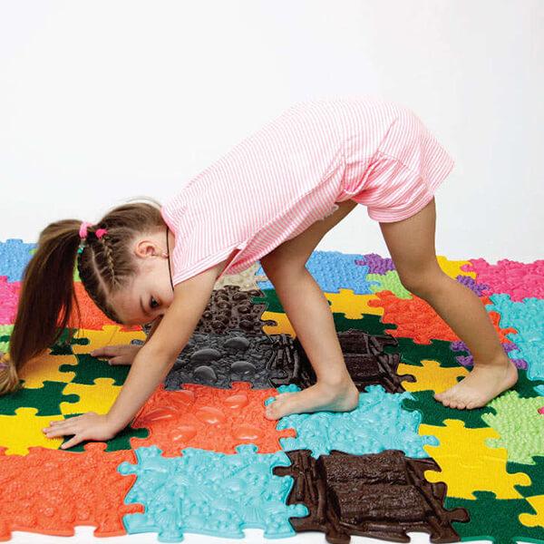 Набор детских ковриков ИграПол Морской 3