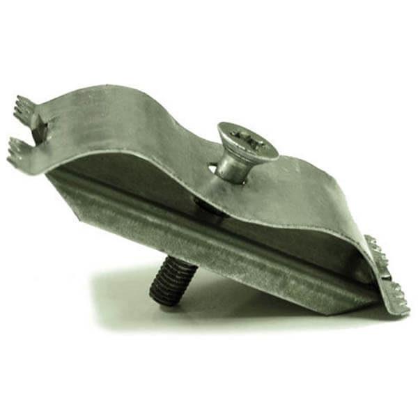 Крепеж стальной для бетоных лотков Standart 100