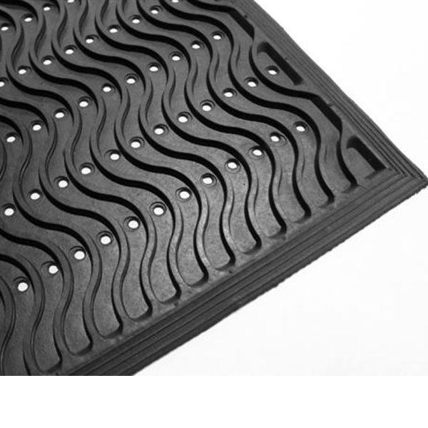 Грезезащитный резиновый коврик Рескит 1500×900х12 мм