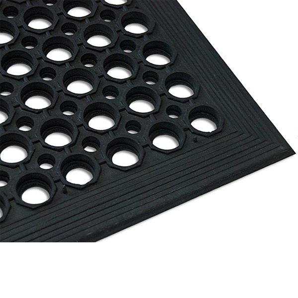 Резиновый коврик СКИТ с кантом 1200х800х12 мм