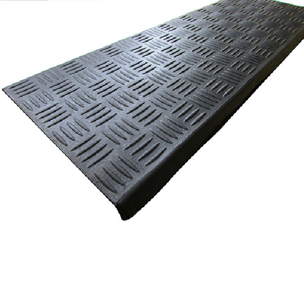 Накладка на ступени резиновая антискользящая 1000x300x70