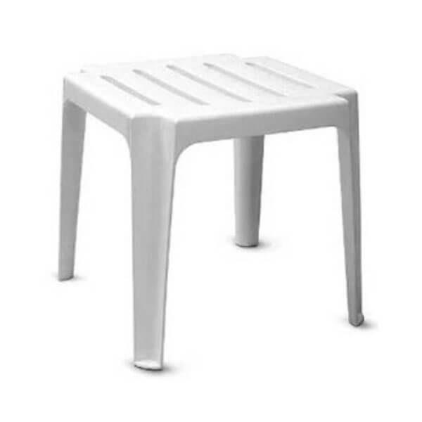 Белый столик Tweet