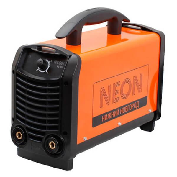 Инвертор MMA Neon ВД-161 (220 В) комплект