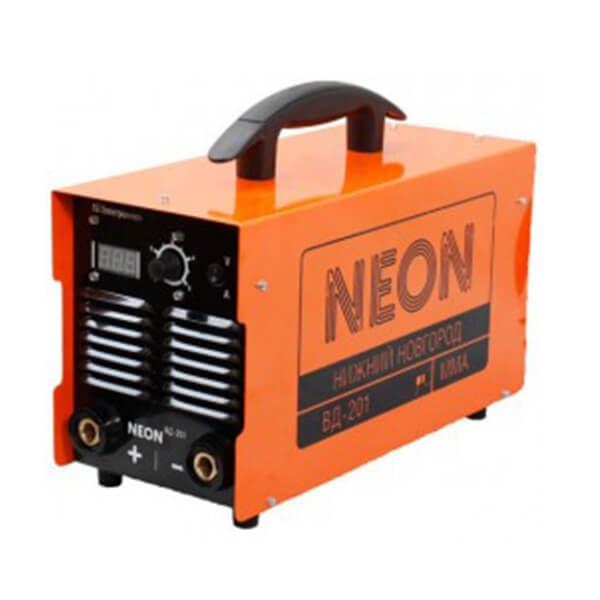 Инвертор MMA Neon ВД-201 (220 В) комплект, аттестат НАКС