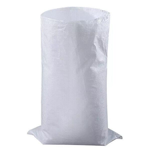 Мешок для мусора полипропиленовый на 25-30 кг, 50х85 см, ВС белый