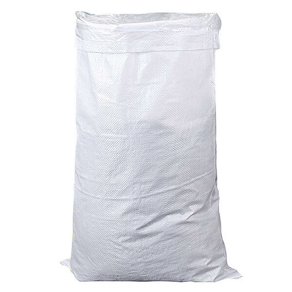 Мешки ПП на 40-50 кг, 55х95 см, 1С белый
