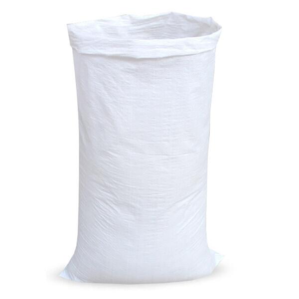 Мешки ПП на 50 кг, 55х105 см 80г, 1С белый