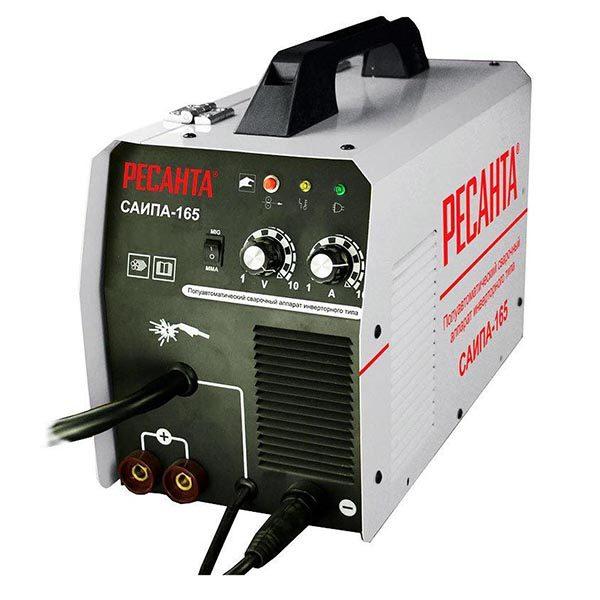 Полуавтомат-инвертор Ресанта САИПА-165 (220 В)