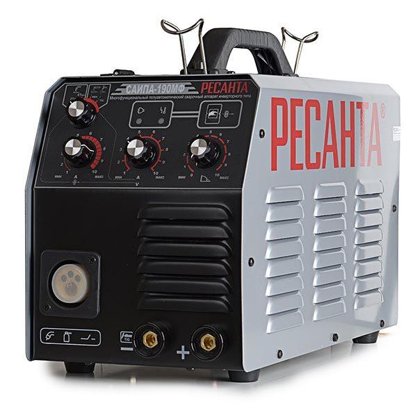 Полуавтомат-инвертор Ресанта САИПА-190МФ (220 В)