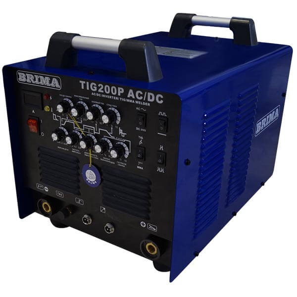 Инвертор Brima TIG-250P AC/DC (380 В)