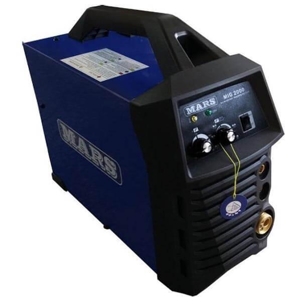 Полуавтомат-инвертор Brima Mars MIG 2000 (220 В)