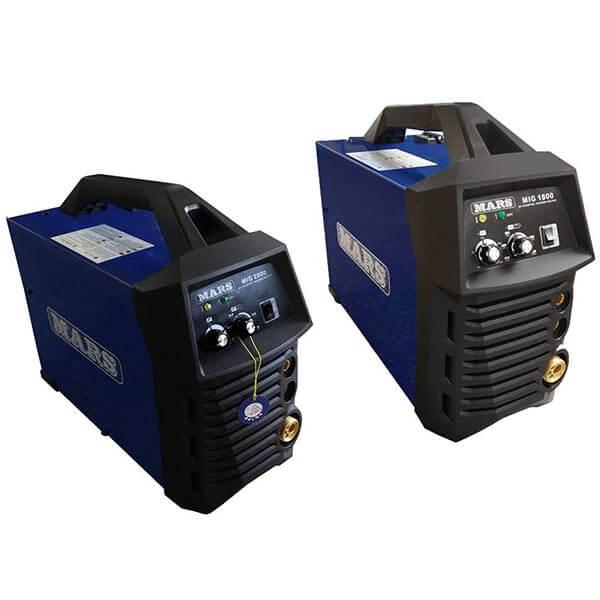 Полуавтомат-инвертор Brima Mars MIG 1800 (220 В)