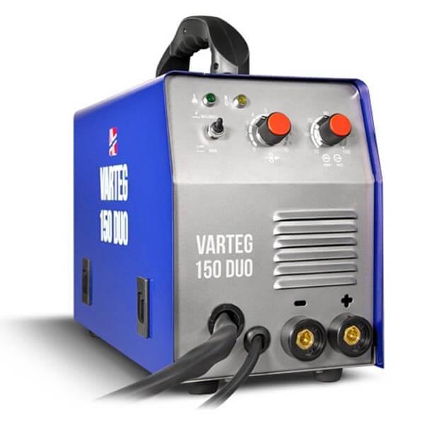 Полуавтомат-инвертор Foxweld Varteg 150 DUO (220 В) с горелкой