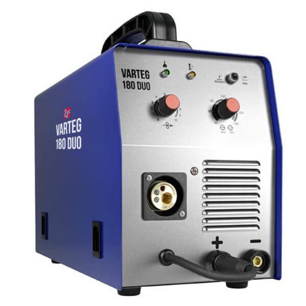 Полуавтомат-инвертор Foxweld Varteg 180 DUO (220 В) с горелкой