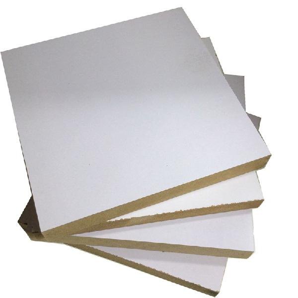 МДФ Кроношпан односторонняя 2440х2070х3 мм белый