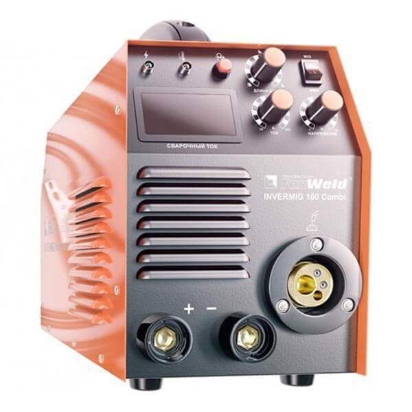 Полуавтомат-инвертор Foxweld Invermig 160 Combi (220 В)
