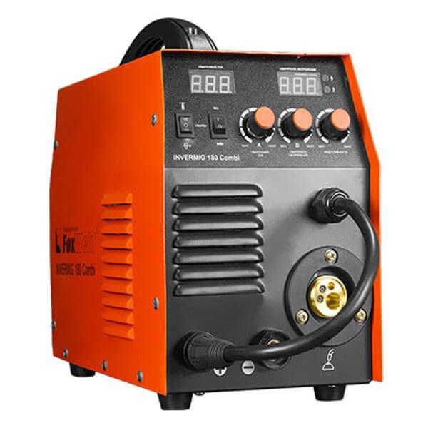 Полуавтомат-инвертор Foxweld Invermig 180 Combi (220 В)