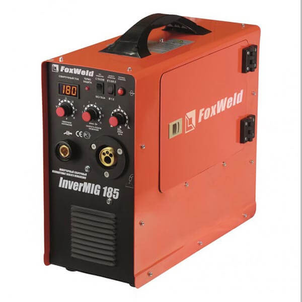 Полуавтомат-инвертор Foxweld Invermig 185 (220 В) с горелкой