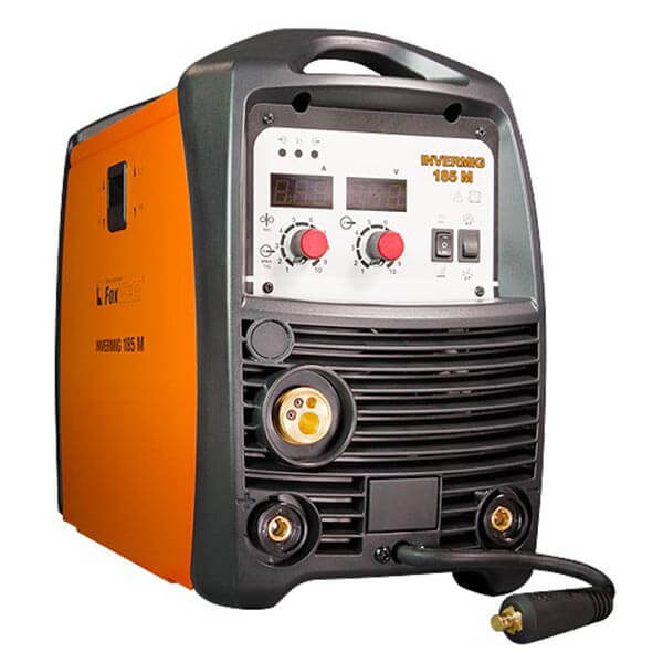 Полуавтомат-инвертор Foxweld Invermig 185-М (220 В) с горелкой