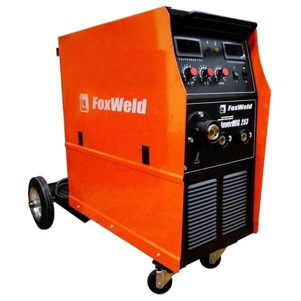 Полуавтомат-инвертор Foxweld Invermig 253 (380 В)