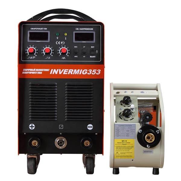 Полуавтомат-инвертор Foxweld Invermig 353 (380 В)