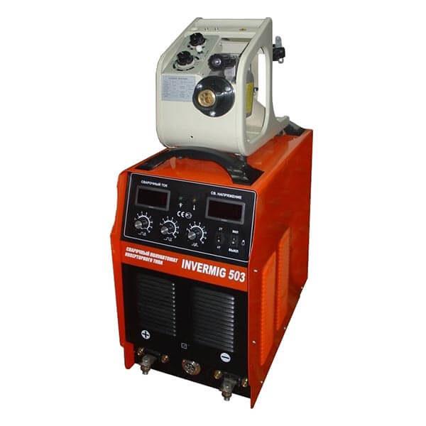 Полуавтомат-инвертор Foxweld Invermig 503 (380 В)