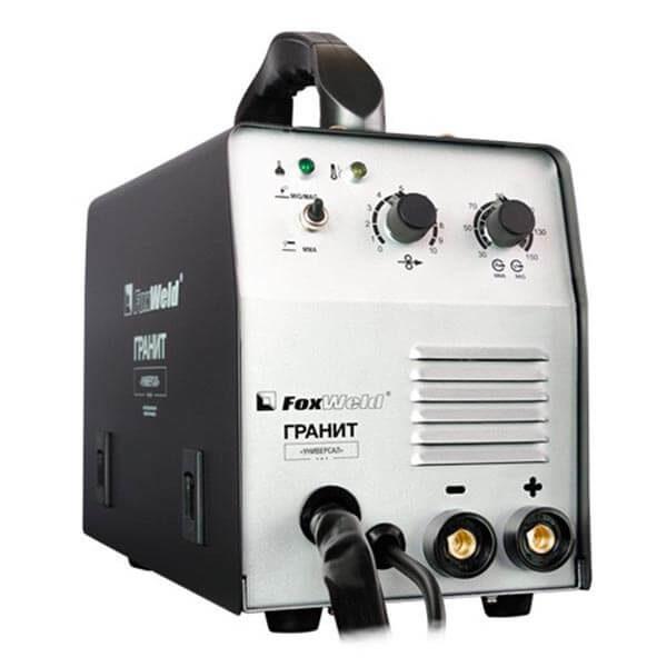 Полуавтомат-инвертор Foxweld Гранит-Универсал (220 В)