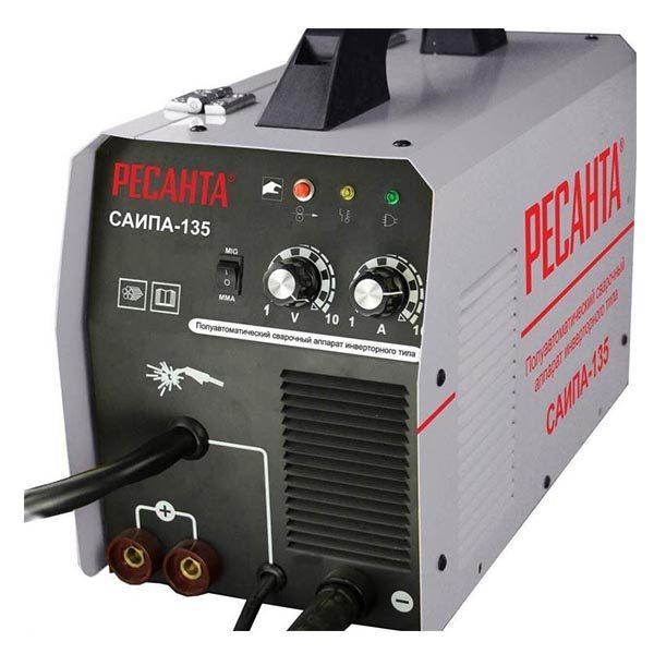 Полуавтомат-инвертор Ресанта САИПА-135 (220 В)