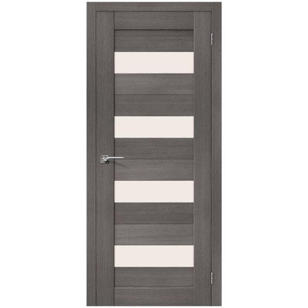 Межкомнатная дверь Порта-23, Grey Veralinga, Magic Fog